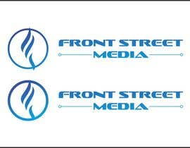 """#159 for Design a Logo for """"Front Street Media"""" by tengoku99"""