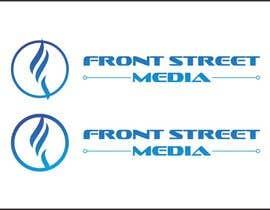 """#159 untuk Design a Logo for """"Front Street Media"""" oleh tengoku99"""