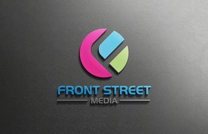 "#254 cho Design a Logo for ""Front Street Media"" bởi affineer"