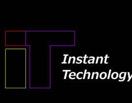 #102 para Design a Logo for Instant Technology por BumblefishGames