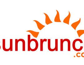 nº 23 pour Logo design for Sunbrunch par waraira81