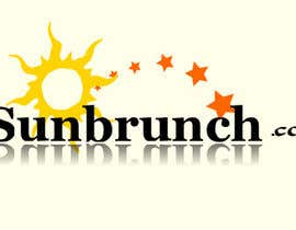 #28 para Logo design for Sunbrunch por MamaIrfan