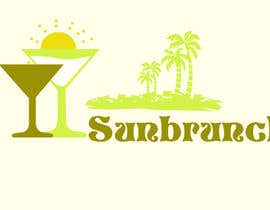 #34 para Logo design for Sunbrunch por MamaIrfan