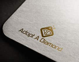 #90 para Design a Logo for Diamond Ring Website por eddesignswork
