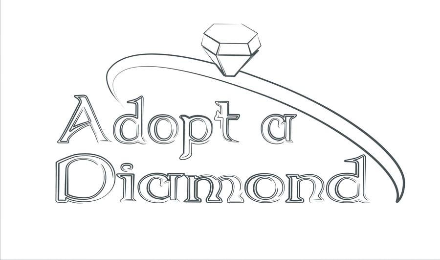 Contest Entry #12 for Design a Logo for Diamond Ring Website