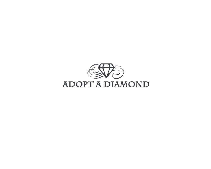 Konkurrenceindlæg #                                        89                                      for                                         Design a Logo for Diamond Ring Website