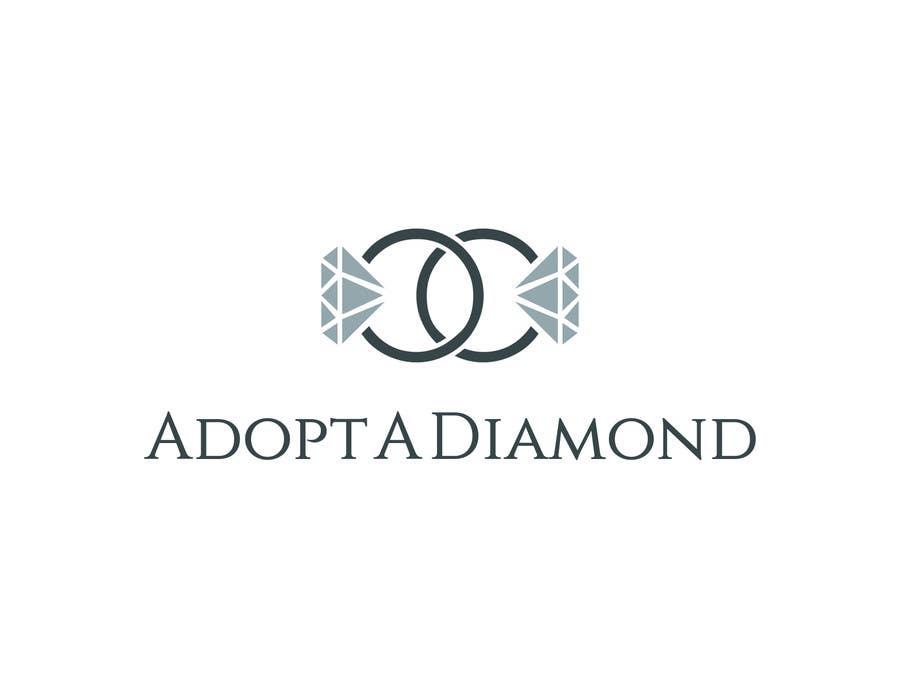 Konkurrenceindlæg #                                        35                                      for                                         Design a Logo for Diamond Ring Website