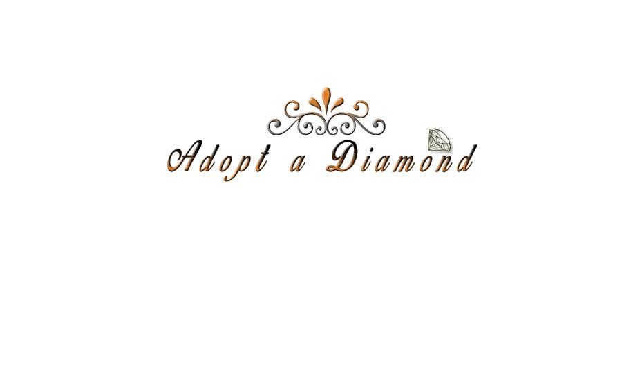 Konkurrenceindlæg #                                        6                                      for                                         Design a Logo for Diamond Ring Website