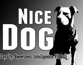 #27 for Logo image for Pit Bull dog brand by nondas
