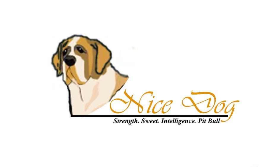 Konkurrenceindlæg #35 for Logo image for Pit Bull dog brand