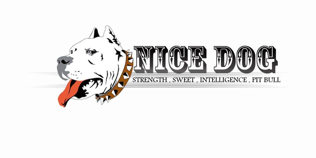 Konkurrenceindlæg #40 for Logo image for Pit Bull dog brand