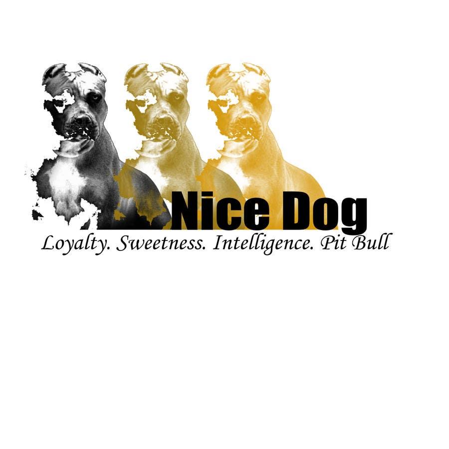 Konkurrenceindlæg #11 for Logo image for Pit Bull dog brand