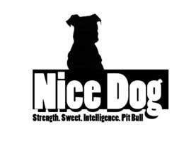 #4 for Logo image for Pit Bull dog brand by Tikiry