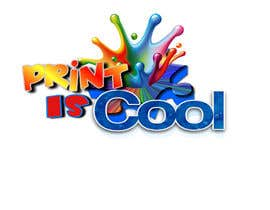 "nº 89 pour Logo for a blog ""print is cool"" par CodeIgnite"