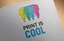 """Logo for a blog """"print is cool"""" için Logo Design173 No.lu Yarışma Girdisi"""
