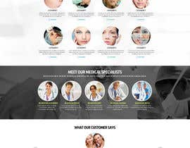 #15 for Design a Website Mockup for aesthetic surgery by nikil02an