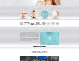 #12 for Design a Website Mockup for aesthetic surgery af osmansust