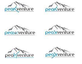 AhmedAmoun tarafından Logo, business card design and letter paper for peakventure GmbH için no 84