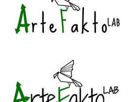 #16 para Logo for ArteFakto Lab por MarketingOffice