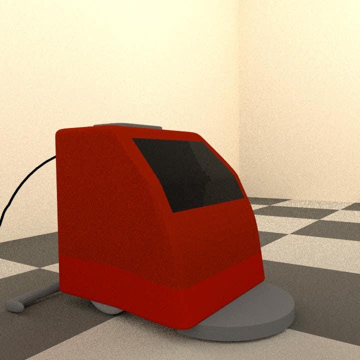 Konkurrenceindlæg #                                        4                                      for                                         Designe for an industrial cleaner