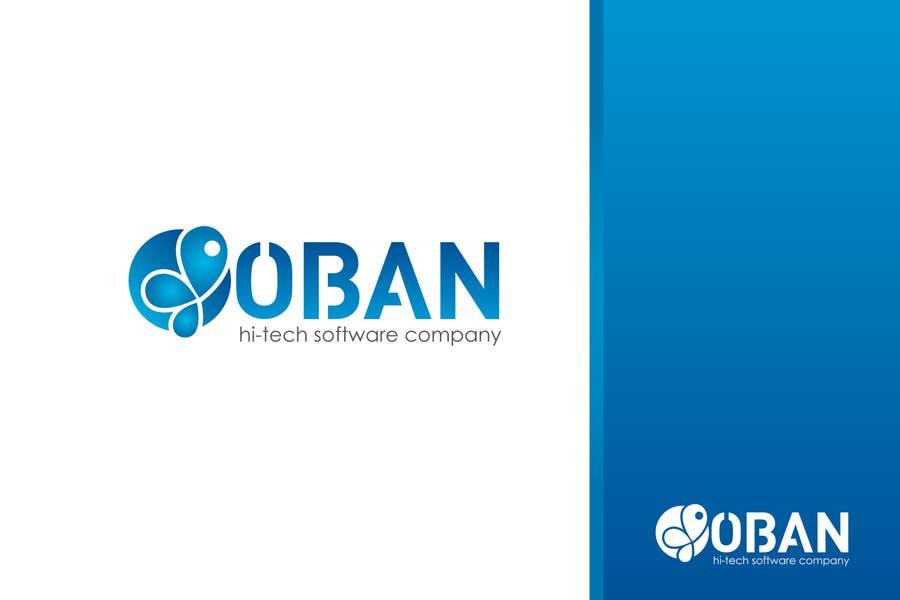 Inscrição nº 32 do Concurso para Design a Logo for Oban