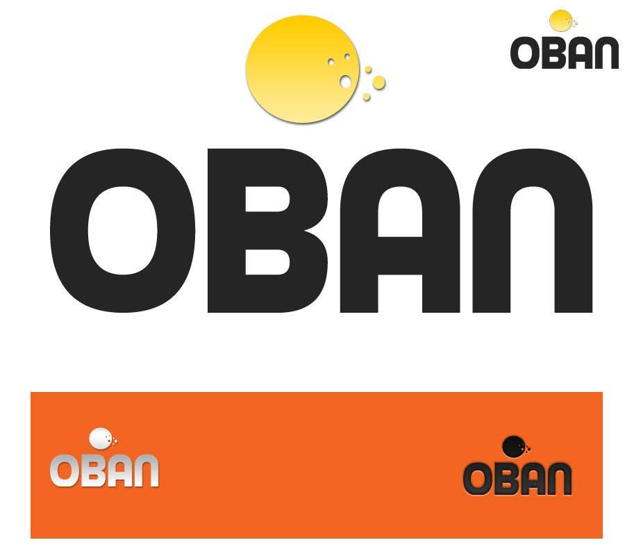 Inscrição nº 3 do Concurso para Design a Logo for Oban