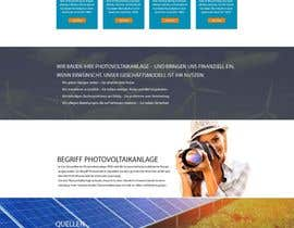 #13 for webdesign for photovoltaic company af graphicrainbd