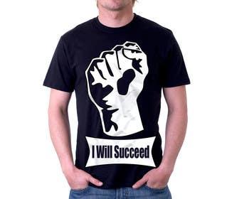 elfiword tarafından Design a T-Shirt for Motivation Business için no 2