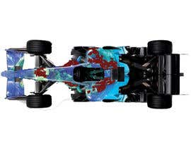 #33 for Need TOP view image of Formula 1 Racing Car af SAMEERLALA