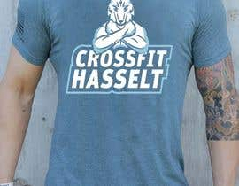 #15 for Ontwerp een T-shirt for Crossfit Hasselt af hedayetmdansari