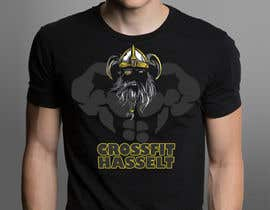 #46 for Ontwerp een T-shirt for Crossfit Hasselt af Alaminsunnybd