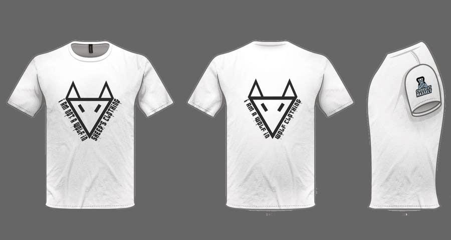 Konkurrenceindlæg #93 for Ontwerp een T-shirt for Crossfit Hasselt