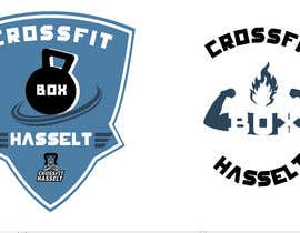 #118 for Ontwerp een T-shirt for Crossfit Hasselt af nat385