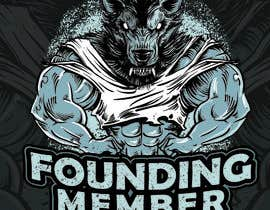 #33 untuk Ontwerp een T-shirt for Crossfit Hasselt founding members oleh crayonscrayola