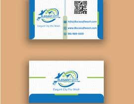 #203 สำหรับ business cards for my pressure cleaning business โดย mohsinhossin005