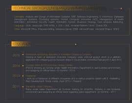 #40 cho design Infographic CV bởi lorenamujica