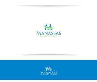 #58 untuk Design a Logo for Manassas Wellness Center oleh thelionstuidos