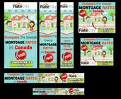 Graphic Design Konkurrenceindlæg #17 for Design a complete set of Banners ads for a Mortgage comparison website