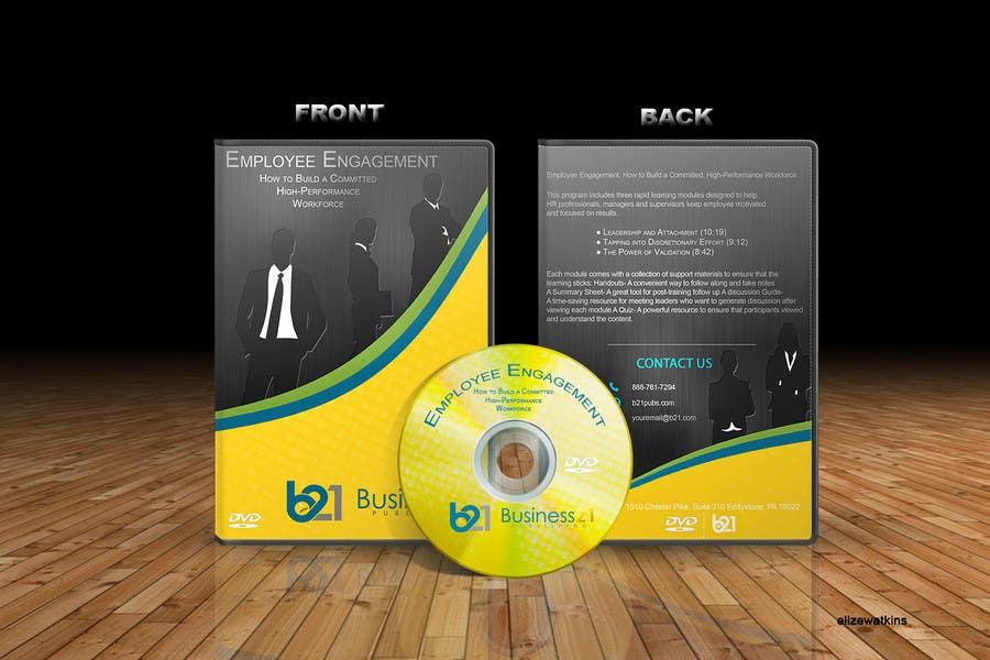 Kilpailutyö #24 kilpailussa New Package Design for Training DVDs