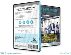 #38 for New Package Design for Training DVDs by HasithaCJ