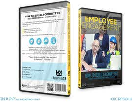 #39 for New Package Design for Training DVDs by HasithaCJ
