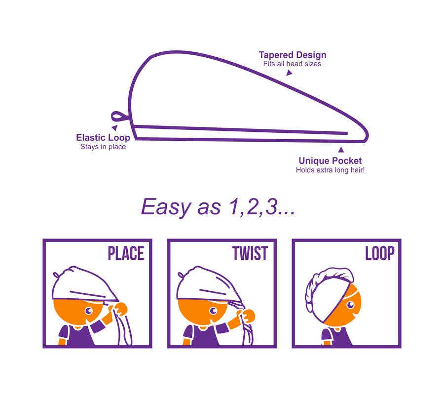 Konkurrenceindlæg #                                        3                                      for                                         Updated Cartoon Character and Illustrations for Lucy's Purple Crayon