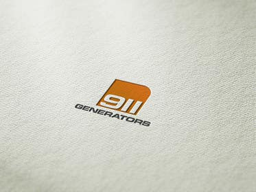 #29 cho Design a Logo for 911 Generators bởi thelionstuidos