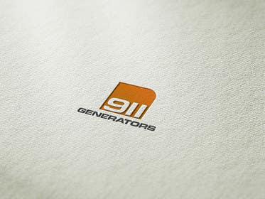 Nro 29 kilpailuun Design a Logo for 911 Generators käyttäjältä thelionstuidos