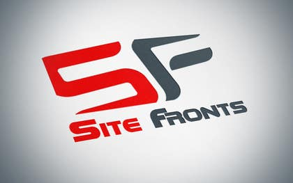 #32 for Design a Logo for 'Site Fronts' af basselattia