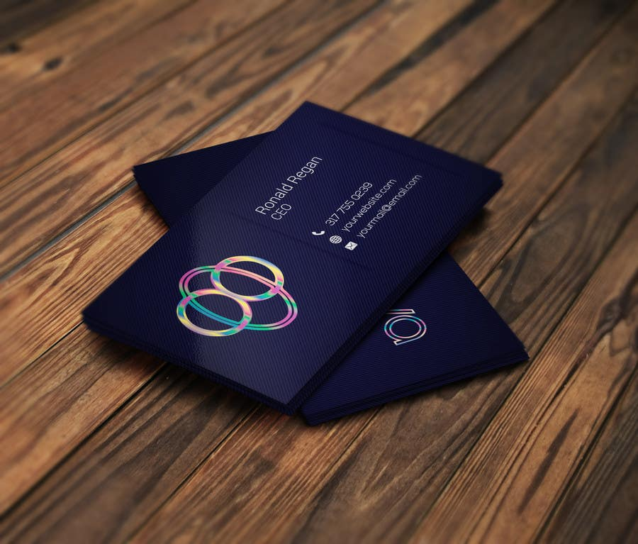 Contest Entry #                                        27                                      for                                         Design some Business Cards for a creative/technology startup