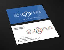 #7 for Design some Business Cards for a creative/technology startup by flechero