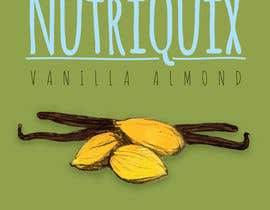 "#20 cho Design a Logo and Label for ""NutriQuix"" bởi kylebish"