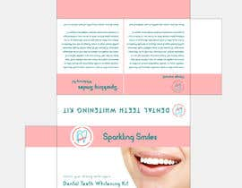 #6 untuk Create Print and Packaging Designs for TEETH WHITENING KIT oleh Urtin