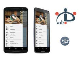Urtin tarafından App Logo, App icon and Home page Interface Design için no 23
